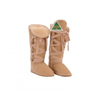 Front Ribbon Tall UGG