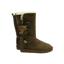 Three Button UGG Boots