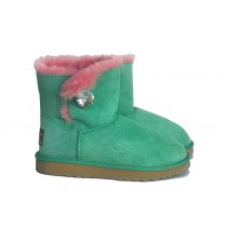 One Button Watermelon UGG