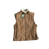 Womens Sheepskin Vest
