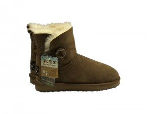 One Button UGG Boots